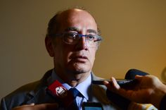 Gilmar Mendes acompanha trabalhos de auditoria da votação no TRE em SP - EBC