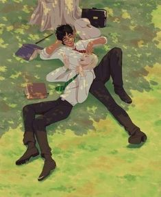 This remembers me of a fiction It was all just a game by , it was the best drarry fiction ever , it was pain and beauty , hate and love , it was a rolecoster of emotions Just read it ! Wattpad or (where u can read ) Suffer and enjoy ! Draco Harry Potter, Harry Potter Anime, Arte Do Harry Potter, Harry Potter Comics, Harry Potter Ships, Harry Potter Drawings, Harry Potter Universal, Drarry Fanart, Drarry Fanfiction