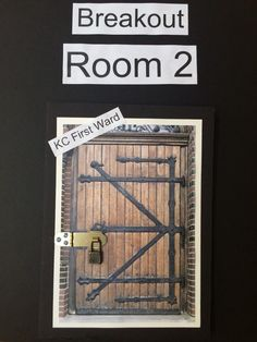 Mormon Breakout or Escape Room…a great Mutual Activity! For more information go here: Breakout Rooms (or Escape Rooms) are an increasingly popular entertainment springing up all around the …