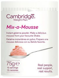 """255MM - Mix-a-Mousse - """"The Consultant Online Order System"""""""