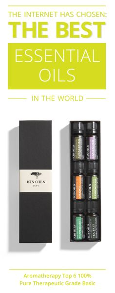 So you have your new Oil Diffuser from our Top 10 list, and now you need some Essential Oils to diffuse. Why not the best in the world? www.comparaboo.com
