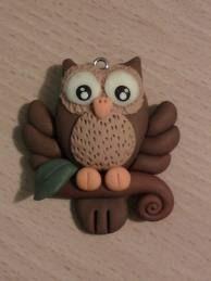 owls fimo - Buscar con Google