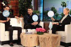 Watch Drake & Jared Leto Play 'Never Have I Ever' on 'Ellen' - MISSBISH   Women's Fashion...