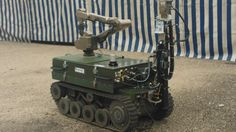 Unmanned autonomous vehicles and their human operators have gathered in Berchtesgaden, Germany, at the first ever Eurathlon, a competition and convention designed to push innovation in smart robots that perform tasks that are too risky for humans.
