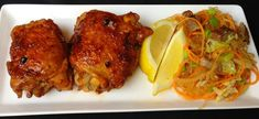 Paleo Chicken Adobo  @Paleo Cupboard