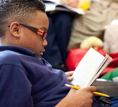 Example of Comfort Reading at KIPP Infinity Middle School