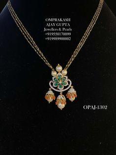 Emerald Jewelry, Diamond Jewelry, Gold Jewelry, Beaded Jewelry, Jewelery, Trendy Jewelry, Fashion Jewelry, Black Diamond Chain, Black Thread