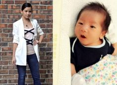 Suki Low Selamat Lahir Anak Sulung Ethan Chong