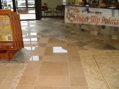 Non Slip Paint, No Worries, Tile Floor, Surface, Flooring, Texture, Crafts, Painting, Free