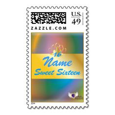 Rainbow Personalized Sweet -16 Post. Stamp-Cust Yes I can say you are on right site we just collected best shopping store that haveDiscount Deals          Rainbow Personalized Sweet -16 Post. Stamp-Cust Here a great deal...
