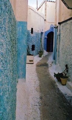 Kasbah des Oudaias,Rabat,Morocco by Sue Powell, via Flickr