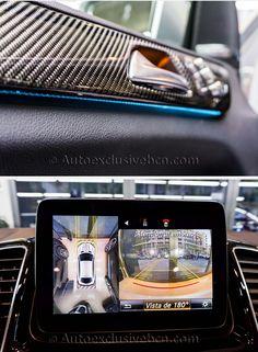 Mercedes GLE 350d 4M Coupe |  AMG | Plata Iridio | Piel Negra | Carbono | Auto Exclusive BCN | Concesionario Ocasión Mercedes-Benz Barcelona | http://autoexclusivebcn.com