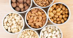You can add heart-healthy monounsaturated fats from almonds and cashews to your Atkins diet menu. The Atkins diet includes four phases: induction, ongoing...