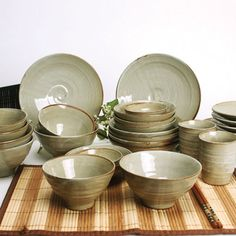 bunchung ceramic 4famaily