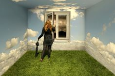 Distorting an environment