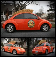 Love It Vw Beetle With Graphics Cool Beetles