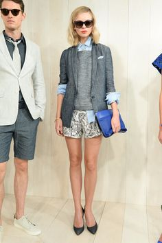 We Have Your First Look at Banana Republic Summer '15: With creative director Marissa Webb at the helm, Banana Republic's future looks particularly bright — and not just because the Summer 2015 collection is designed in bold, primary colors.
