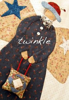TWINKLE PATCHWORK: decoración