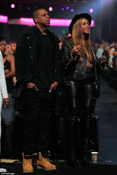 Jay-Z and Beyonce attend a Stevie Wonder: tribute at on February 2015 in Los Angeles, California. (Photo by Lester Cohen/WireImage) Beyonce 2013, Beyonce E Jay Z, Beyonce Knowles Carter, Beyonce Style, Beyonce Pics, Jayz Beyonce, Tina Knowles, Rihanna, Blue Ivy Carter