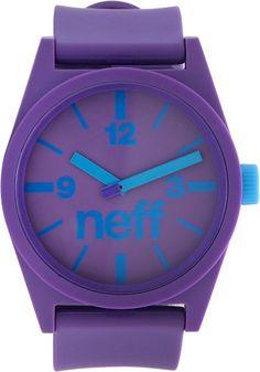 Neff Daily Purple Analog Watch at Zumiez   PDP watch 9c2f154d16a