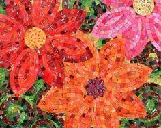 Flowers - like the technique - Schimmel Art