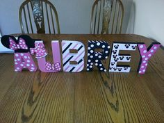 Minnie Mouse Bowtique Inspired Mache by SortaSistersBoutique, $11.00
