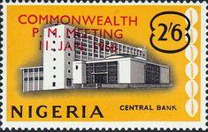 Nigeria 1966 UNESCO Fine Mint SG 194 Scott 206  Other Nigerian Stamps HERE