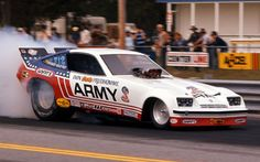 Don Prudhomme's Army Funny Car