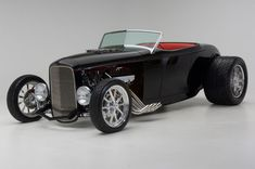 32 Ford Roadster - Kindig It Design