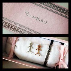 Bambibo's gift presentation...