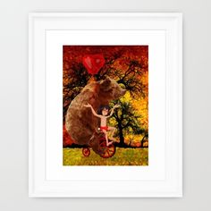the Jungle bear Book iPhone 4 4s 5 5c 6, pillow case, mugs and tshirt #artprint…