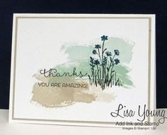 Wildflowers by genesis - Cards and Paper Crafts at Splitcoaststampers