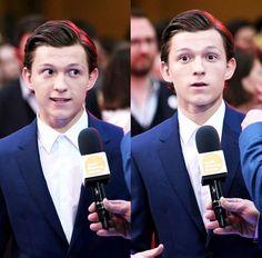 His faces. Lol