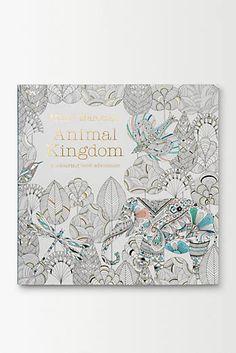 Millie Marottas Reich der Tiere – Ein Malbuch-Abenteuer