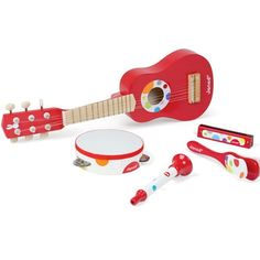 Buy Janod Live Music Set from our Musical Toys range at The Toy Centre. Includes 5 musical instruments for children. Wooden Musical Instruments, Music Instruments, Musical Toys, Kids Boutique, Baby Music, Music For Kids, Christmas Gifts For Kids, Toddler Toys, Baby Toys