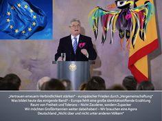 """http://isense4u.de/isense4u_2012/Wahrheit.html #Sensy als #Bundesadler http://vine.co/v/b6lE1WgvaYB bei der hoffnungsvollen #Europarede pick auf's Bild und hör #Gauck zu oder lies im #Wortlaut  http://www.sueddeutsche.de/politik/gaucks-europa-rede-im-wortlaut-vertrauen-erneuern-verbindlichkeit-staerken-1.1606890 Sensy freut besonders das Wort an die Jugend """"Ihr erlebt tatsächlich mehr Europa als alle Generationen vor Euch!"""" #pieps_mich_an zum kostenfreien Erstgespräch 08822 25 40 10"""
