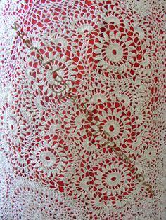 Szera blogja: Horgolt Menyasszonyi ruha 13. rész - Crocheted Wedding dress part 13 Wedding Dress, Jewelry Making, Blanket, Crochet, Blog, Painting, Bride Dress Up, Crochet Hooks, Blankets