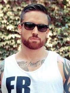 Great Mens Short Side Hair