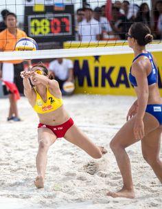 PSL Beach Volleyball 2015