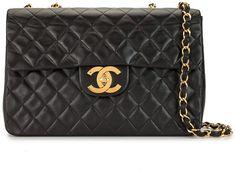 1995 Jumbo XL chain shoulder bag Chain Shoulder Bag, Chanel, Classic, Bags, Fashion, Derby, Handbags, Moda, Fashion Styles
