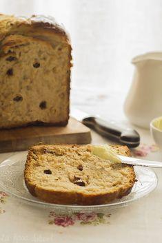 Food N, Sweet Bread, Sin Gluten, Banana Bread, Cooking, Desserts, Gourmet, Panettone, Recipes