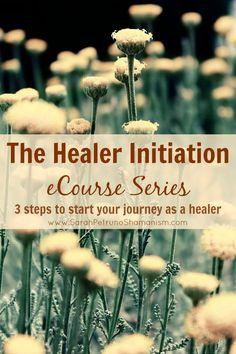 Learn to be a healer with the Healer Initiation eCourse Series. Bundle and Save!