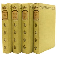 French Classical Romances Set, 1902