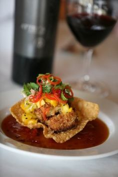Enjoy the cuisine of Artichoke Cafe during New Mexico Restaurant Week - Albuquerque. Browse menus of participating restaurants and more at http://j.mp/ABQRWP