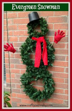 Christmas, Outdoor Decorations, Christmas DIY