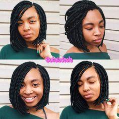 Box Braid Bob by StyleSeat Pro, Ohai Adeola | Hair By Ädeola in Staten Island, NY