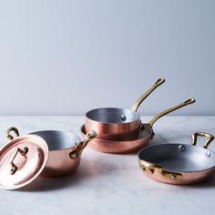 Ballarini Copper ServinTavola Minis on Food52