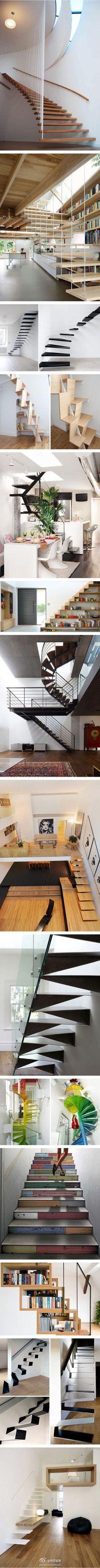 Stairs Treppen wallpaper