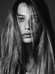 backspaceforward: Modelos Anouk van Kleef @ Elite (Amsterdam)