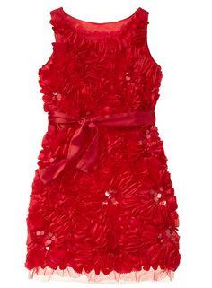 Gap Rosette A-line dress $68 for girls